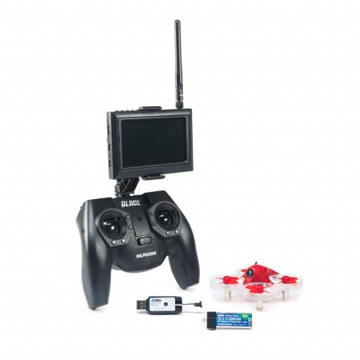 Inductrix FPV Plus RTF - A-BLH9600